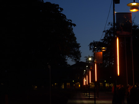Lights in Alingsås