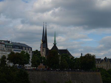 Luxembourg en Juillet