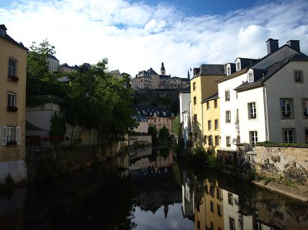 Luxembourg en Juillet