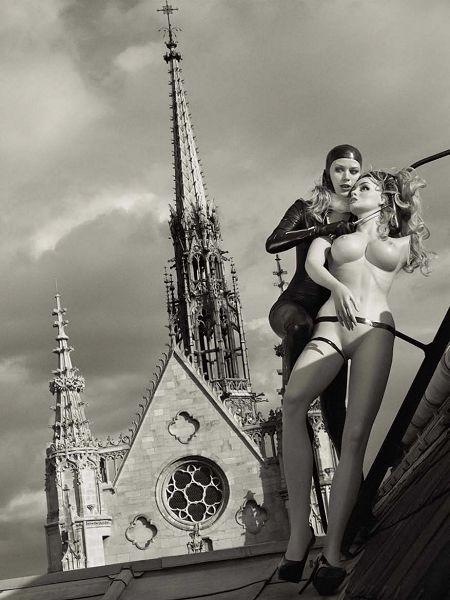 Rose c'est Paris | Bettina Rheims