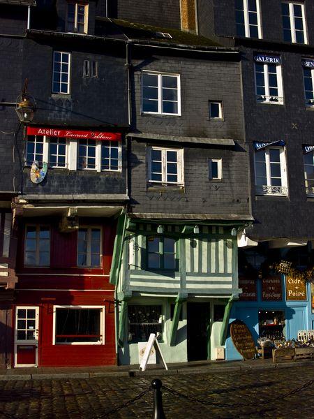 Honfleur et Deauville | Olympus E-510