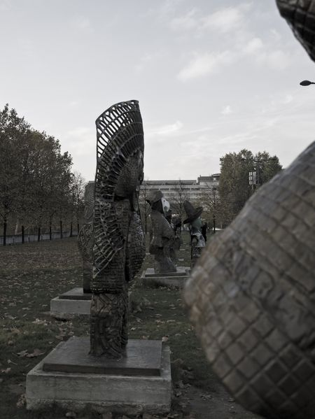 Bercy, le 11 novembre 2009 | Olympus E-510 et 14-42