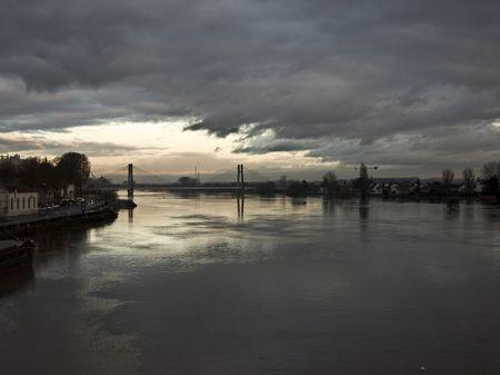 Chalon-sur-Saône, le 27 décembre 2009 | Olympus E-510 et 25mm