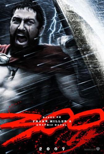 300, Un film de Zack Snyder