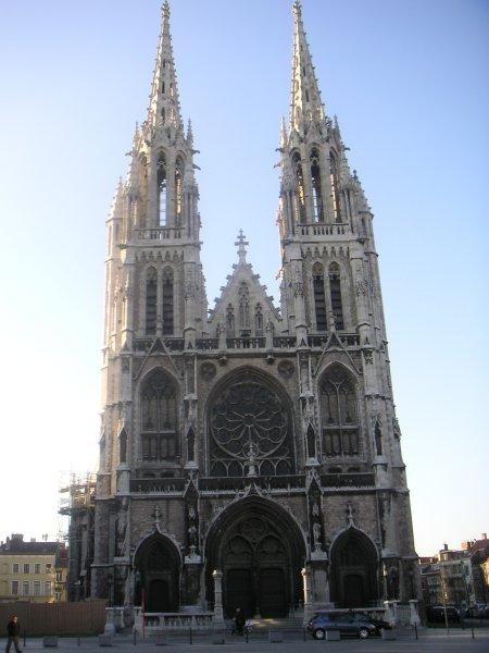 La Cathédrale d'Ostende
